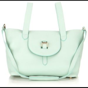 Meli Melo mint thela medium bag